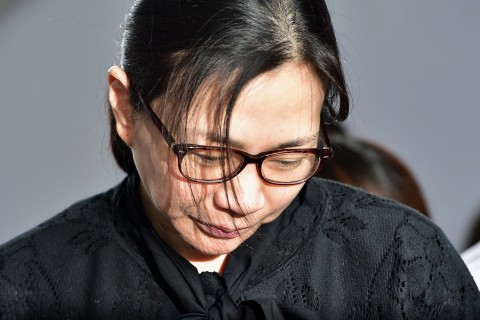Korean Air 'Nut Rage' Exec Freed by South Korean Court