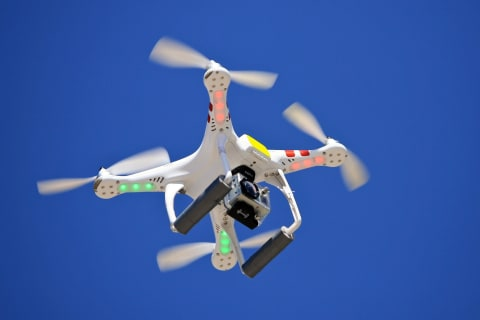 Drone on Demand: Company Provides Unmanned Aircraft Pilots