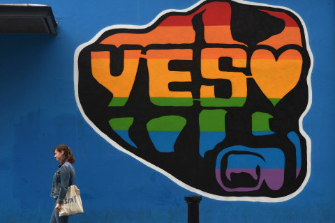 Ireland Gay Marriage Referendum: Count Begins After High Turnout