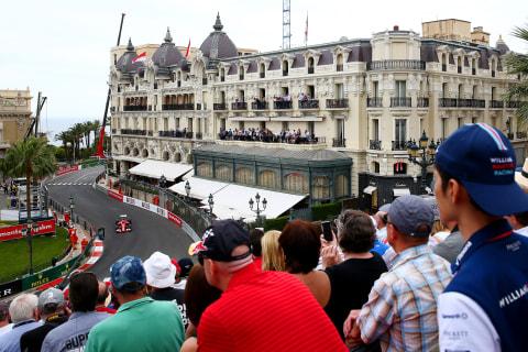 WATCH LIVE Formula 1: Monaco Grand Prix