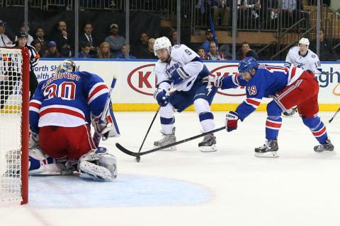 WATCH LIVE: NHL Playoffs - N.Y. Rangers vs. Tampa Bay Lightning