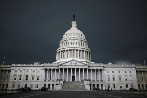 Thousands of Sites Block Congress in Protest Ahead of Patriot Act Expiration