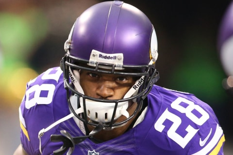 Report: Peterson Still Wants Out of Minnesota