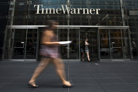 Charter Agrees to Buy Time Warner for $55 Billion