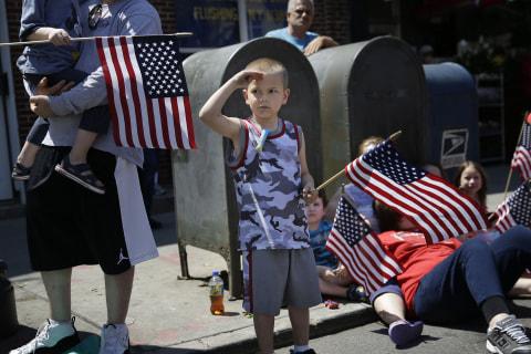 America's Fallen Honored Across Nation for Memorial Day