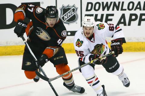 WATCH LIVE: Blackhawks vs. Ducks in Game 5