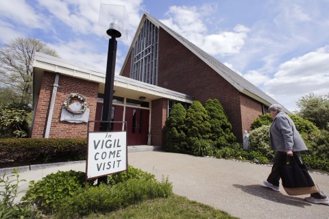 11-Year Protest in Catholic Church Could Be Near its Moment of Reckoning