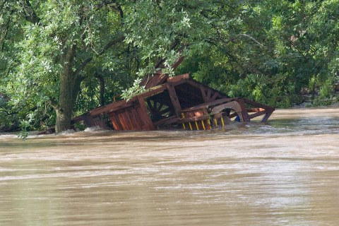 Rains That Caused Deadly Texas Floods Also Ended Historic Drought