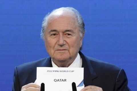Soccer Corruption: FIFA Insists Qatar 2022 World Cup Will Go Ahead