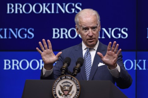 Biden Explains There Is a 'Practical' Side to Russia's Putin