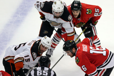 WATCH LIVE: 'Hawks Face Elimination Against Ducks in Game 6