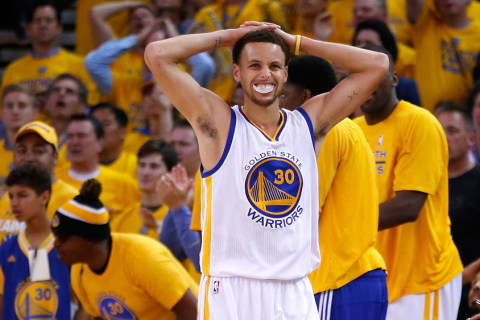 Warriors Top Rockets, Reach 1st NBA Finals Since 1975