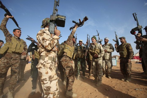 Iraq's Anti-ISIS Military Campaign Renamed Amid Sectarian Fears