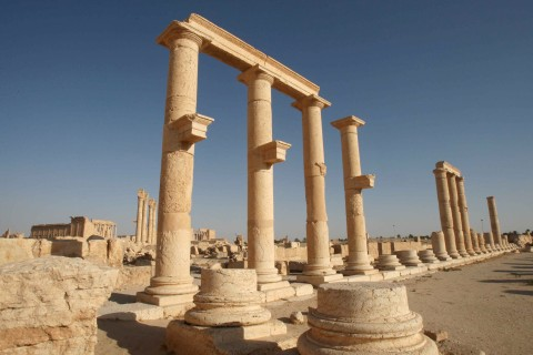 Palmyra's Ancient Ruins 'Will Not be Damaged,' ISIS Commander Says