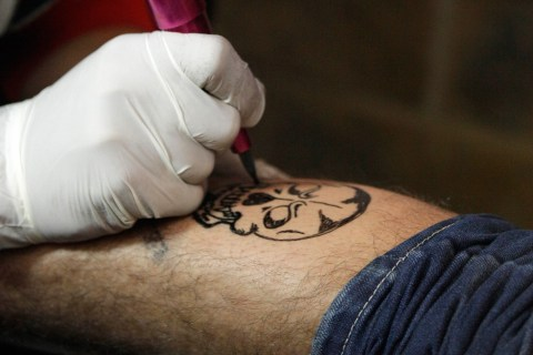 'Itchy, scaly' tattoo ink allergies more common than thought