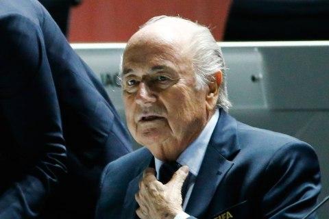 FIFA's Sepp Blatter Looks Destined For Re-Election Despite Scandal