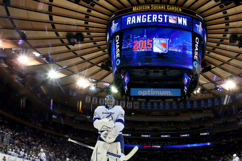 Lightning Shrug Off Talk of Madison Square Garden 'Mystique'
