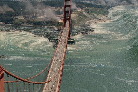 Tsunami Could Hit California, But Not Like in 'San Andreas' Quake Movie