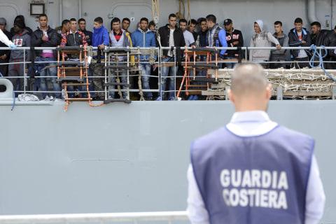 Italy: 4,200 More Migrants Saved Off Libya's Coast, 17 Die
