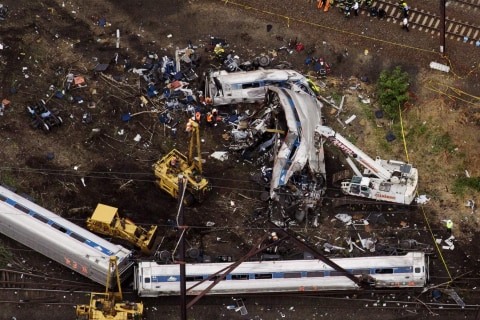 Did Airlines Hike Fares After Train Wreck? U.S. Investigates