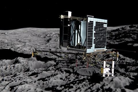 'Time is Running Out' for Damaged Philae Comet Lander