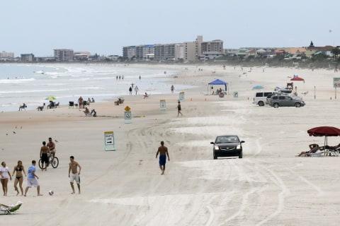 Daytona Beach Shores Police Shooting
