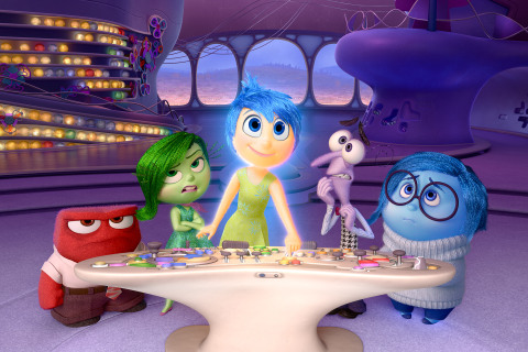 'Inside Out' Movie Reflects the Realities and Fantasies of Neuroscience