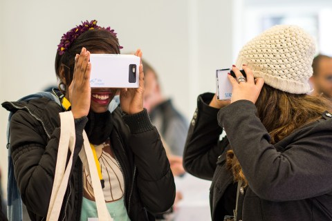 Oculus Rift Takes Students, Home-Buyers on Virtual Tours