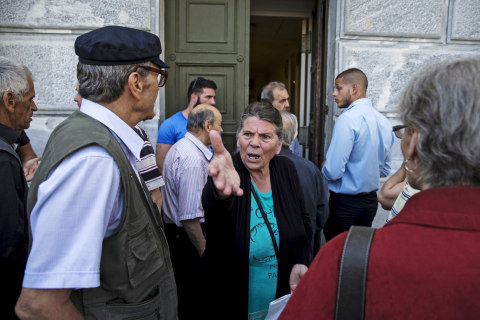 Greece Crisis: Banks Shut For Week, Restrictions Imposed on ATMs