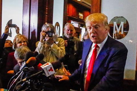 The Lid: Trump's Rhetoric Threatens Full GOP Field