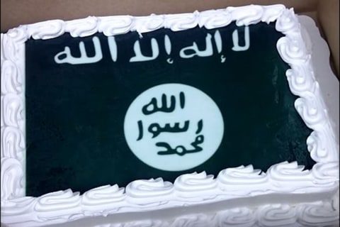Wal-Mart Apologies for Baking Cake Decorated With ISIS Flag
