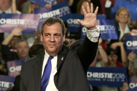 Chris Christie Joins Presidential Race