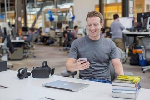 Mark Zuckerberg to 'The Terminator': The Machines Won't Win