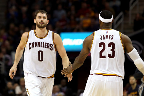 Kevin Love Will Return to Cavs, Will Sign Reported $110M Deal