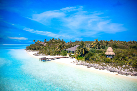 Some Private Island Owners Have Climate Change on Their Minds