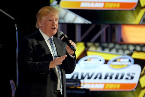 NASCAR Distances Itself From Donald Trump After Remarks