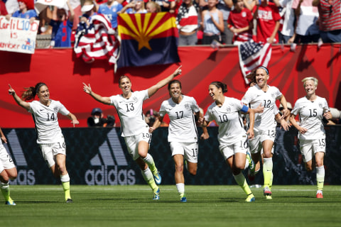 A Level Playing Field: Why the USA Is So Strong in Women's Soccer