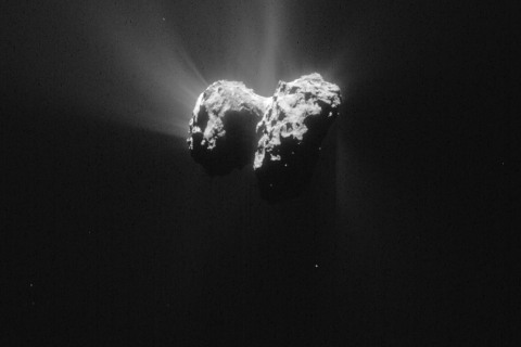 Alien Life on a Comet? Microbe Musings About Philae Spark Skepticism