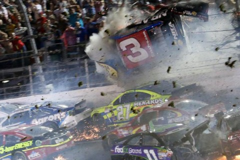NASCAR has Made Safety Strides; Daytona Shows More can be Done