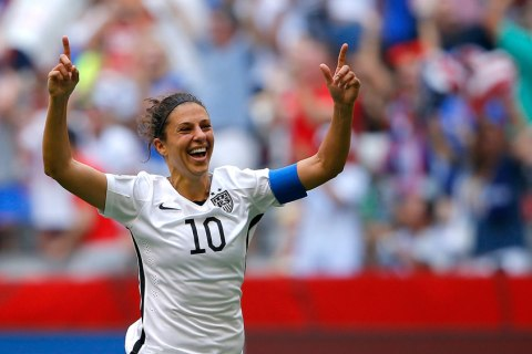 Carli Lloyd's Trainer Predicted Massive World Cup Success