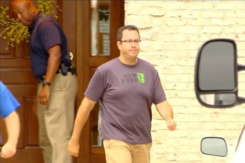 Cops Search Home of Subway Spokesman Jared Fogle