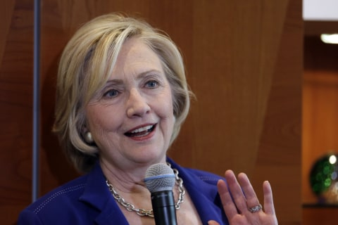HIllary Clinton to Meet With Democrats in Congress