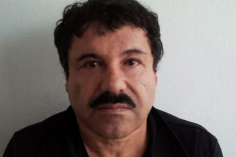 Four More Mexican Officials Charged Over Escape of 'El Chapo'