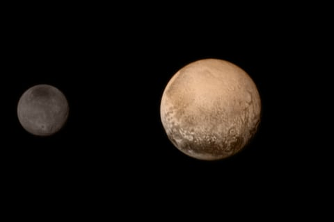 New Horizons Probe Finds Out Pluto's Bigger (and Icier) Than We Thought