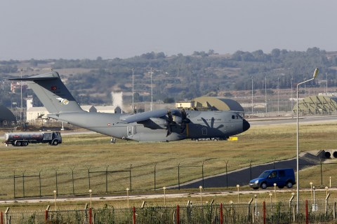 Pentagon: No Agreement on 'No-Fly' Zone on Turkish Border