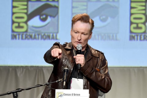 Conan O'Brien Stole Jokes From Twitter, Lawsuit Alleges