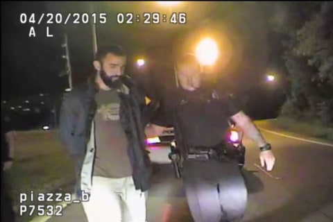 Video Shows April DUI Arrest of Chattanooga Gunman Mohammad Abdulazeez