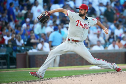 Phillies trade ace Hamels to Rangers for Haul of Prospects