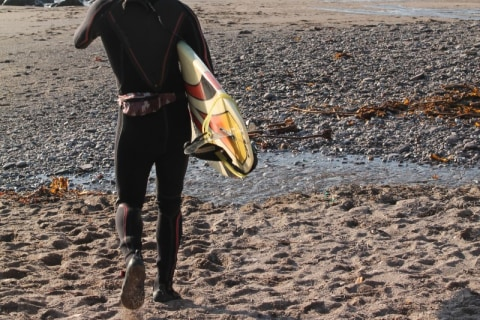 Surfing for Science: Sport Could Help Keep Tabs on Ocean Temperatures