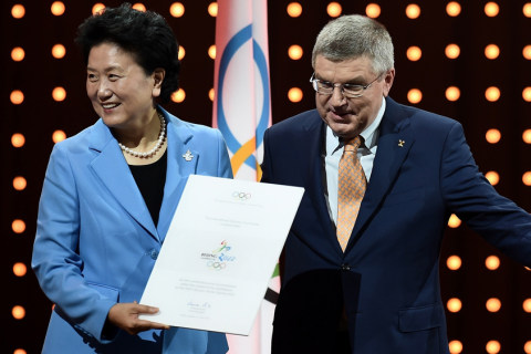 Beijing Awarded 2022 Olympics, Is First To Host Summer, Winter